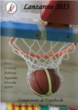 Campeonato de España de Baloncesto Infantil Femenino 2013